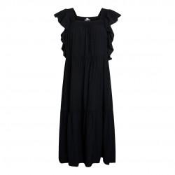 Có Couture Sunrise Smock Dress Black
