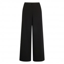 Co'couture Alexa Wide Pant Black