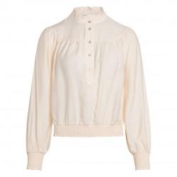 Co'couture Callum Smock Shirt Powder