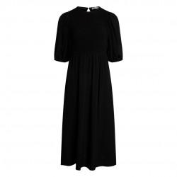Có Couture Sun Smock Dress Black