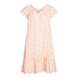 Có Couture Sunrise Crop Cherry Dress Neon Pink
