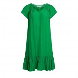 Có Couture Sunrise Crop Dress Green