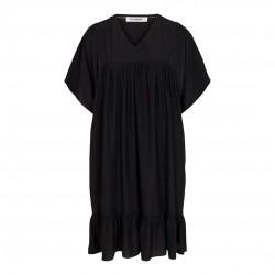 Có Couture Tessa Crop Dress Black