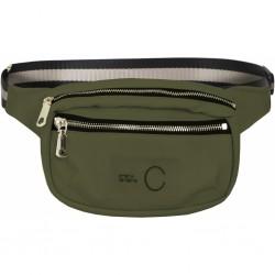 Coster Copenhagen Bum Bag in Nylon Hunter Green