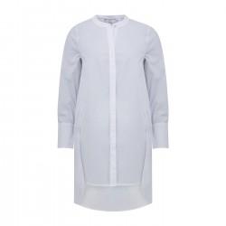 Coster Copenhagen CC Heart Long Shirt White