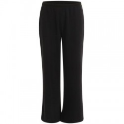 Coster Copenhagen Pants W. Wide Legs And Piping Navy Blue