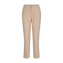 Freequent Alville Pants Ankle Sand