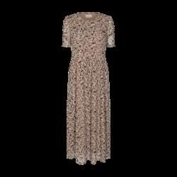 Freequent Gry Dress Hama Beige Sand Mix