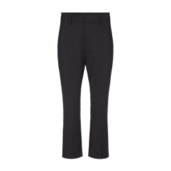 Freequent Isadora Ankle Pants Bootcut Black