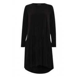Ichi Lima Dress Black