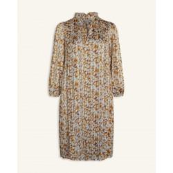 Love & Divine Dress L. Blue/Brown