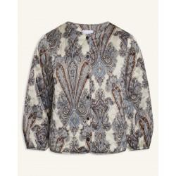 Love & Divine Jacket Paisley