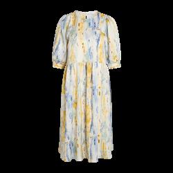 Love & Divine Dress Graphic/Blue