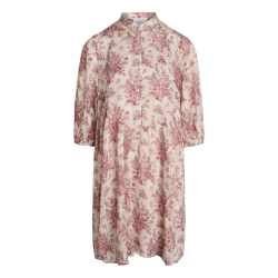 Love & Divine Dress Pink Comb