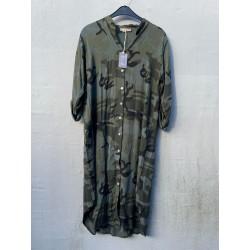 Marta du Cháteau Dress Camouflage