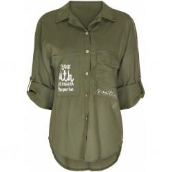 Marta du Cháteau Shirt Military