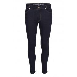 My Essential Wardrobe 31 The Celinazip 102 Slim Y Dark Blue L28