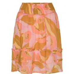 Nümph Camden Skirt Peach Skin