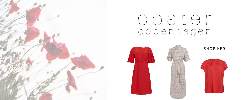Shop Coster Copenhagen